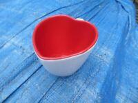 Lovely Crofton Heart Love Mug Cup Taza Amor or bulk job lot car boot £40 (21 of) or £4 each