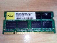ELIXIR M2N2G64TU8HD5B-AC 2GB PC2-6400 DDR2-800