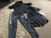 Adidas sports clothing package