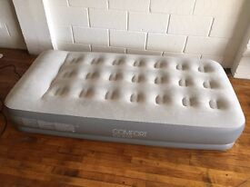 Inflatable high quality mattress