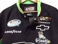 GENUINE NASCAR TEAM Jacket BRAND NEW GoDaddy Danica Patrick RACING