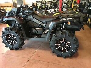 2017 Can-Am Outlander™ X® mr 1000R - Triple Black London Ontario image 3
