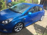 Vauxhall corsa vxr in amaculate condition!