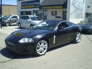 2007 Jaguar XKR SUPERCHARGED! NAV! 425 HP!
