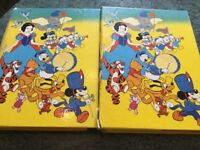 Disney storytime collection 1980's