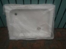 Shower Tray Base, Stone 1000mm x 760mm