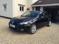 VW GOLF GT TDI EXCELLENT CONDITION OFFERS ACCEPTED