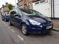 FORD S MAX 2007 ,7 SEATS HPI CLEAR FORD SERVICE HISTORY FAMILY USED CAR