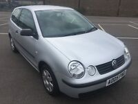 VW POLO 1.2 TWIST, 37K, FSH, VGC, 2005.