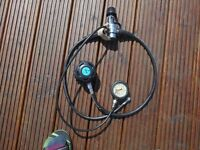 SPIRO RANGER REGULATOR WHICH HAS HAD A FULL SERVICE & HAS NOT BEEN USED SINCE