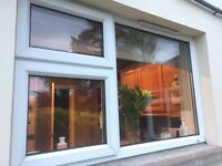 2 PVC Windows