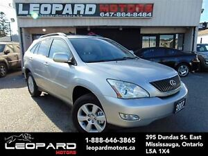 2007 Lexus RX 350 Awd,Sunroof,Leather*Certified*