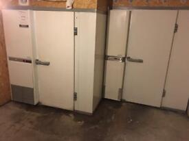 Porkka walk in fridge and freezer - sell or swap!? Will sell separately