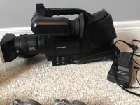 PANASONIC DVC20P  Pro Video Camera