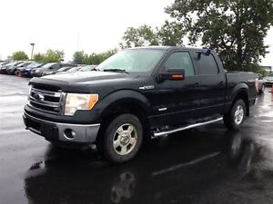 2013 Ford F-150 XLT CREW 4X4 ECOBOOST MAGS