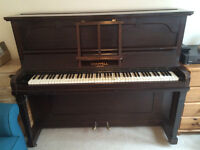 Chappell London Upright Piano 1921-1930
