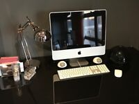 iMac with speakers