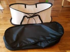 Phil & Teds Nest travel cot & bag