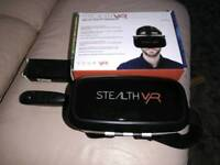Stealth VR & Bluetooth controller