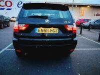 BMW x3 2.0 diesel low milleage