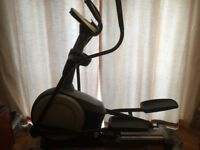 NordicTrack E7.2 Incline Elliptical Cross Trainer £300 ONO