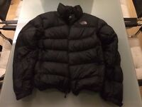North Face Goose Down 700 Nuptse Puffer Jacket