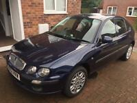 Rover 25 1.4 Breaking