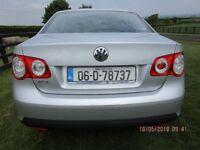 2006 VOLKSWAGEN JETTA 1.6 COMFORT #### SOUTHERN IRISH REGISTERED ###