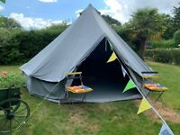 Bell tent | Camping Tents for Sale | Gumtree