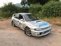 1994 Subaru Impreza WRX STI V1 No 7/100 MSA Turbo Rally Car