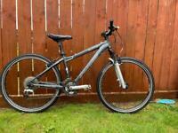 Ladies specialised Rockhopper mountain bike 15 inch.