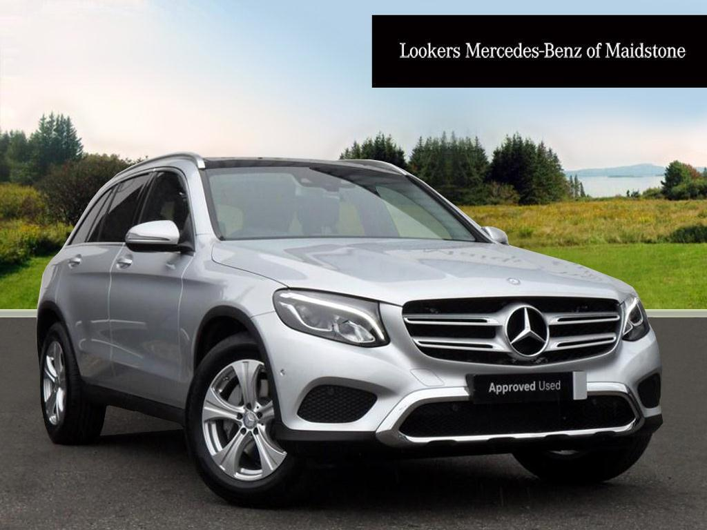 mercedes benz glc class glc 220 d 4matic sport premium silver 2016 07 28 in maidstone kent. Black Bedroom Furniture Sets. Home Design Ideas