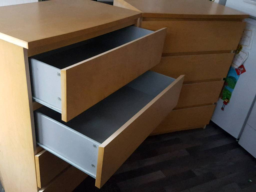 Ikea Malm Bedroom Set In Kilwinning North Ayrshire Gumtree