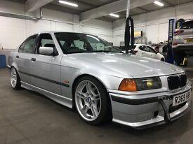 E36 323 drift