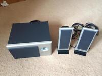 PC speaker system