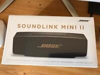 Bose Sound Link Mini 2 limited edition