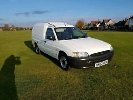 2002 ford escort van low miles collectable