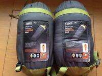2 x microLite Sleeping Bags