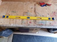 Pro tek spirit level