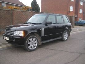 2008 tdv8 3.6 range rover vougue 101000 miles fsh nice 4x4 moted june 2018 e/condition must see