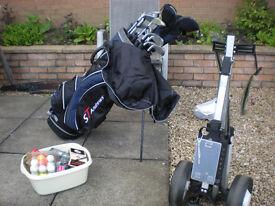 Full set of Golf Clubs