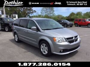 2016 Dodge Grand Caravan Crew | LEATHER | REAR CAMERA | BLUETOOT