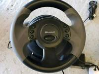 Microsoft force feedback steering wheel
