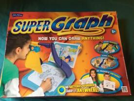 Supergraph Drawing System