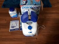 USED ONCE Dulux Paint Pod Roller System.