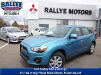 2015 Mitsubishi RVR ES 0% for 84, $61 WEEKLY WITH 8 PAYMENTS ON