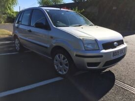 Ford Fusion 2 TDCI 5 Doors Service History 86 MILES Service History