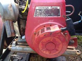 HONDA G400 PETROL 10 HP STATIONARY ENGINE