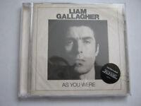 LIAM GALLAGHER AS YOU WERE CD ALBUM BRAND NEW