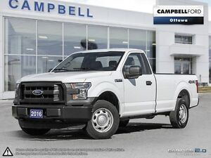 2016 Ford F-150 XL ONLY 1 AT THIS PRICE--4X4